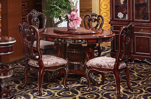 Tại sao bạn nên sử dụng các bộ bàn ghế ăn gỗ sồi?