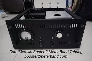 Produk Booster 2 Meter Band Tabung VHF