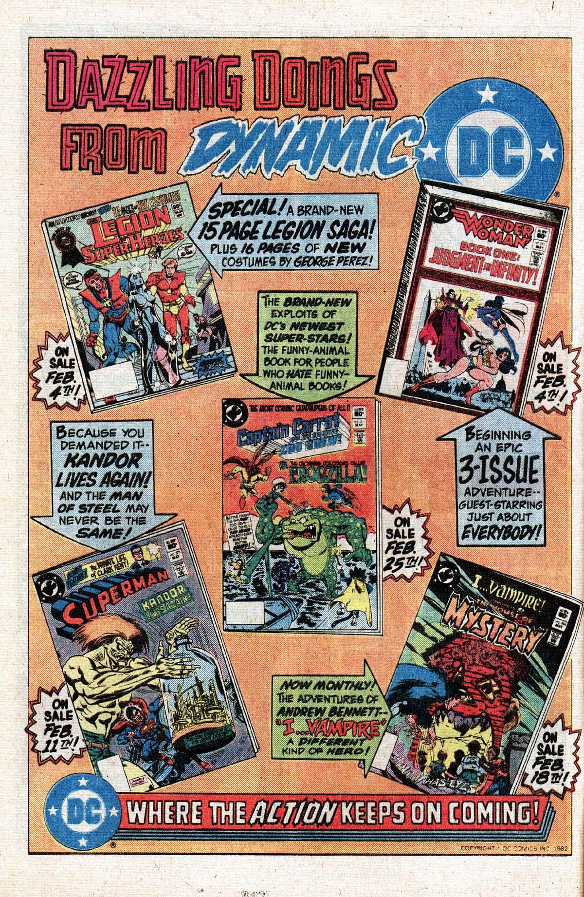 Read online World's Finest Comics comic -  Issue #279 - 8