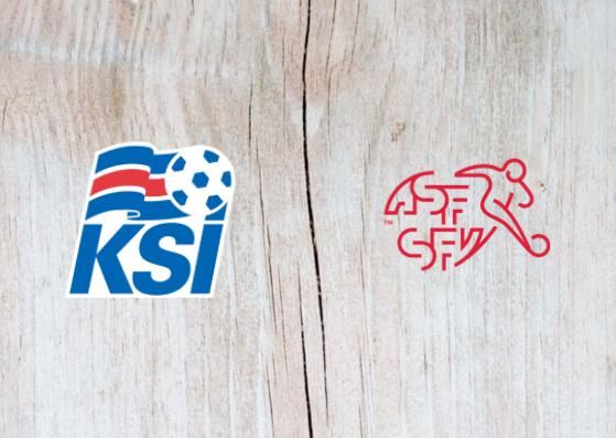 Iceland vs Switzerland Full Match &  Highlights 15 October 2018