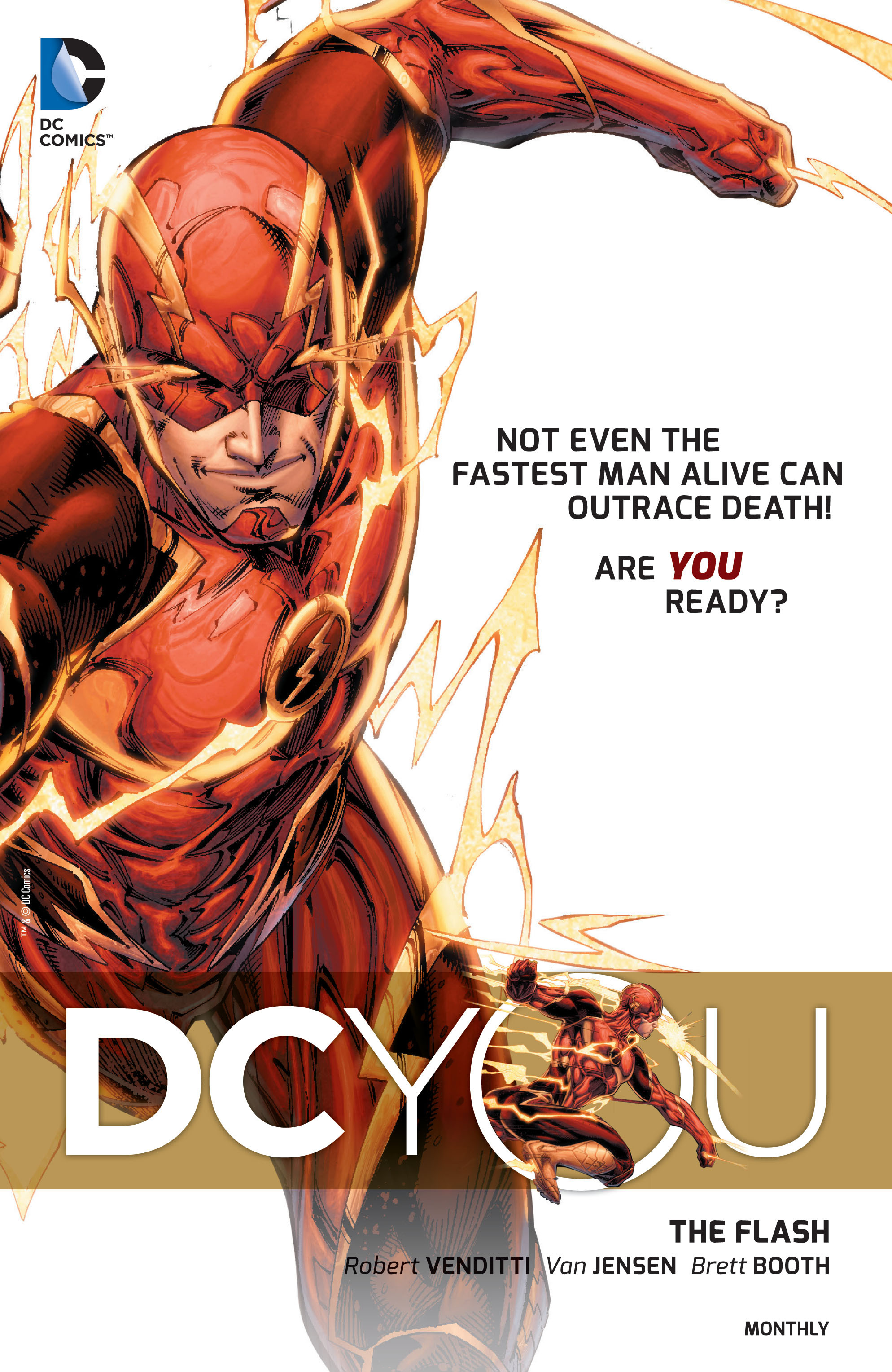 Read online The Flash (2011) comic -  Issue # Annual 4 - 40