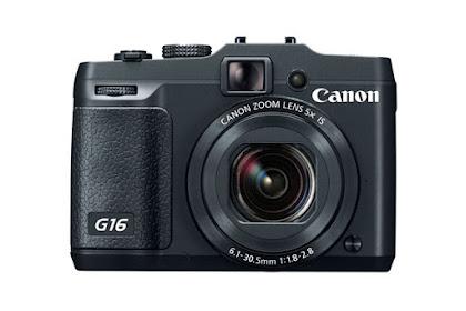 Canon PowerShot G16 Driver Download Windows, Mac