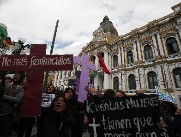 Esta semana se conmemora el Día Internacional contra la violencia de género