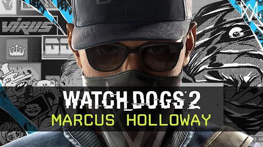Watch Dogs 2 - Quien es Marcus Holloway?