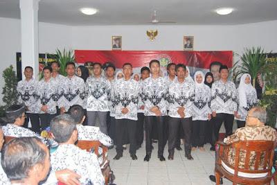 Organisasi Anak Guru Karawang di Patenkan