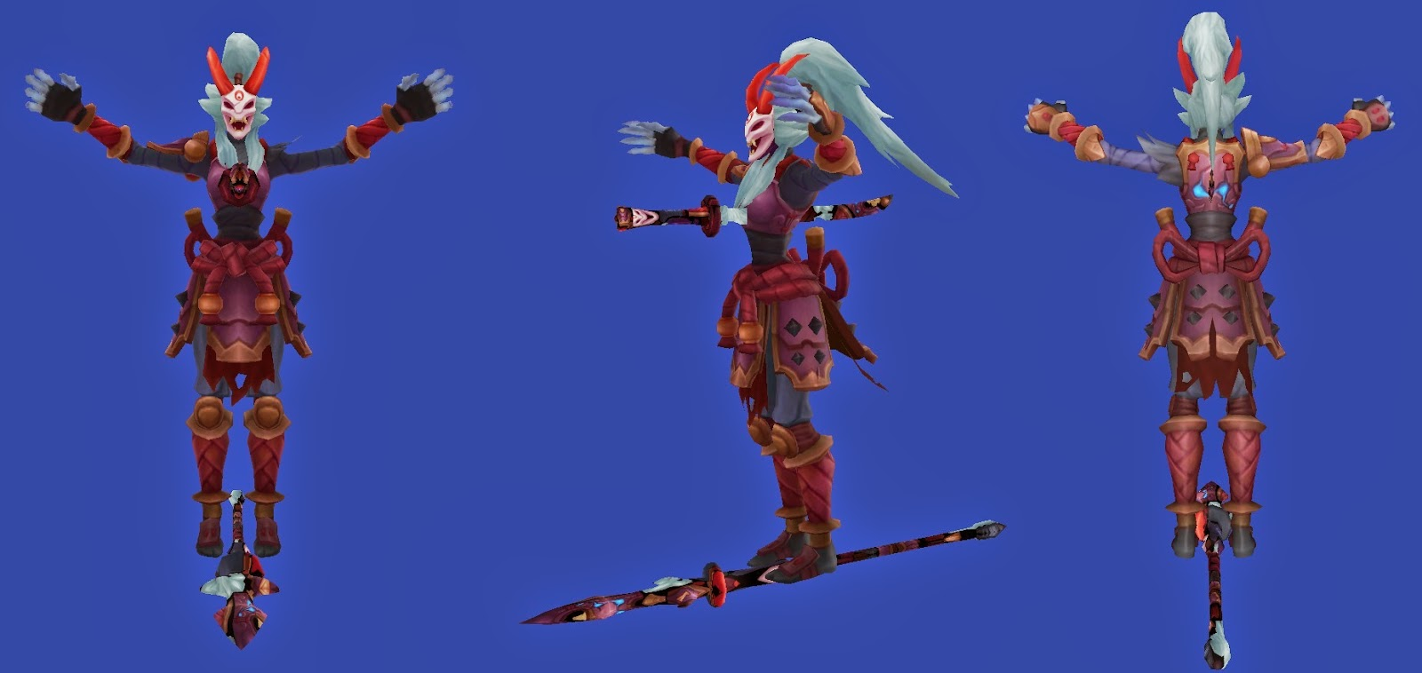 League of Legends: Bloodmoon Kalista