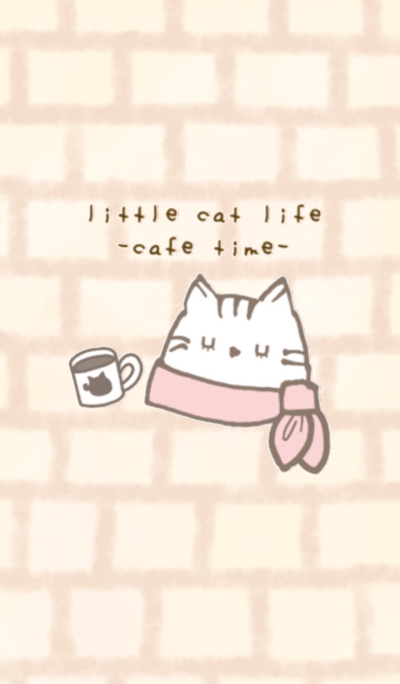 little cat life -cafe time- ver.1.2