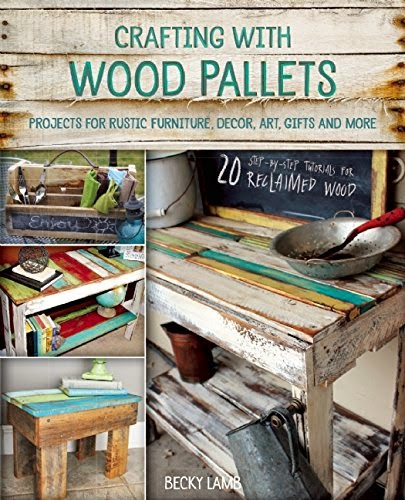 Pallets, book, http://bec4-beyondthepicketfence.blogspot.com/2015/04/apple-farm-crate-table.html