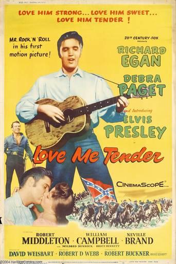 Love Me Tender (1956) ταινιες online seires xrysoi greek subs