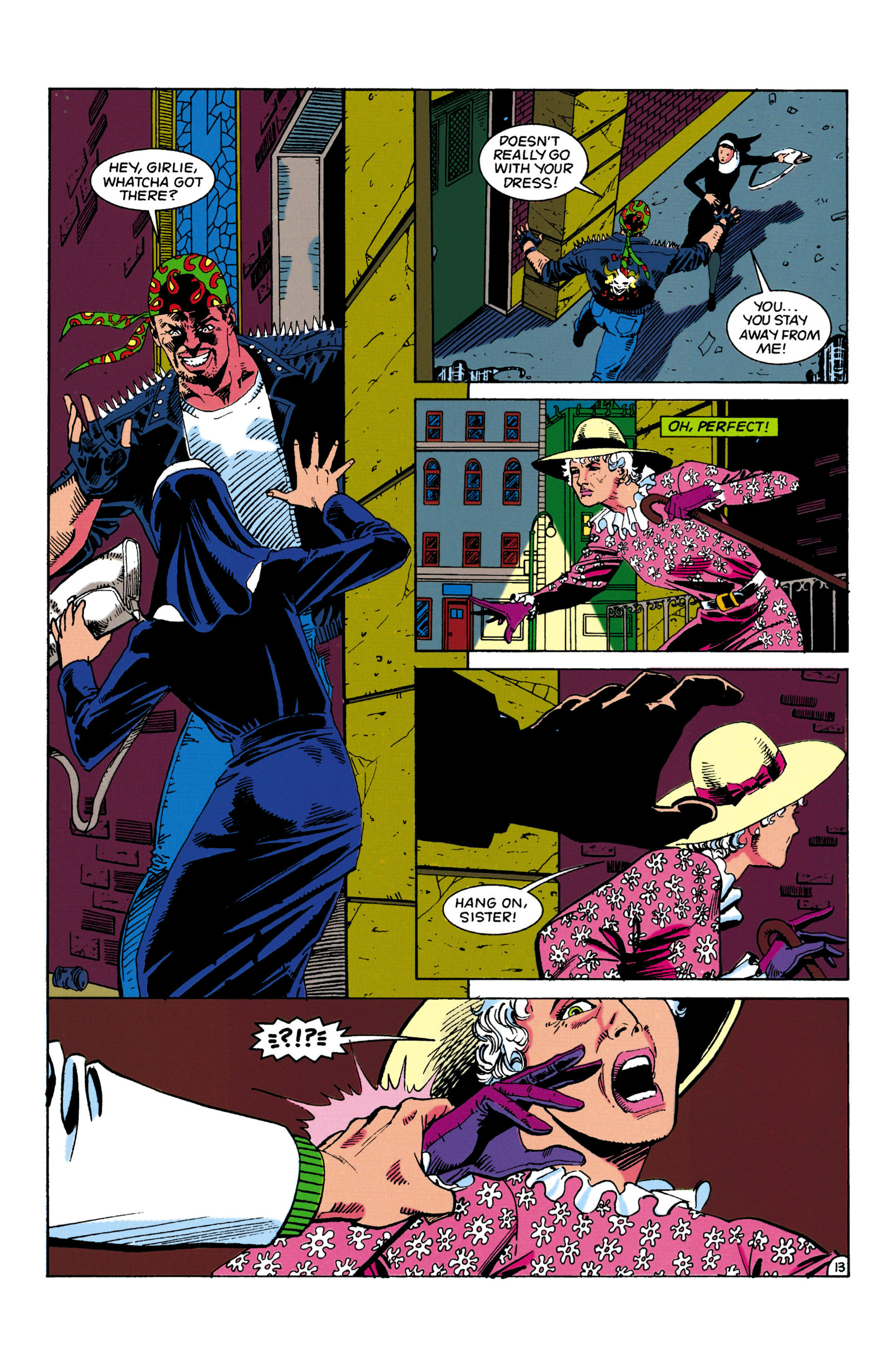 Catwoman (1993) Issue #5 #10 - English 14