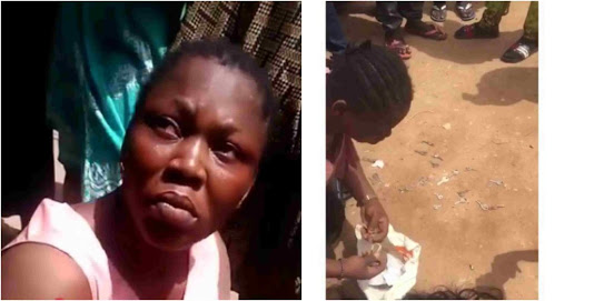 Troubled Nigerian Actress Caught Stealing Again In Lagos (Photos)