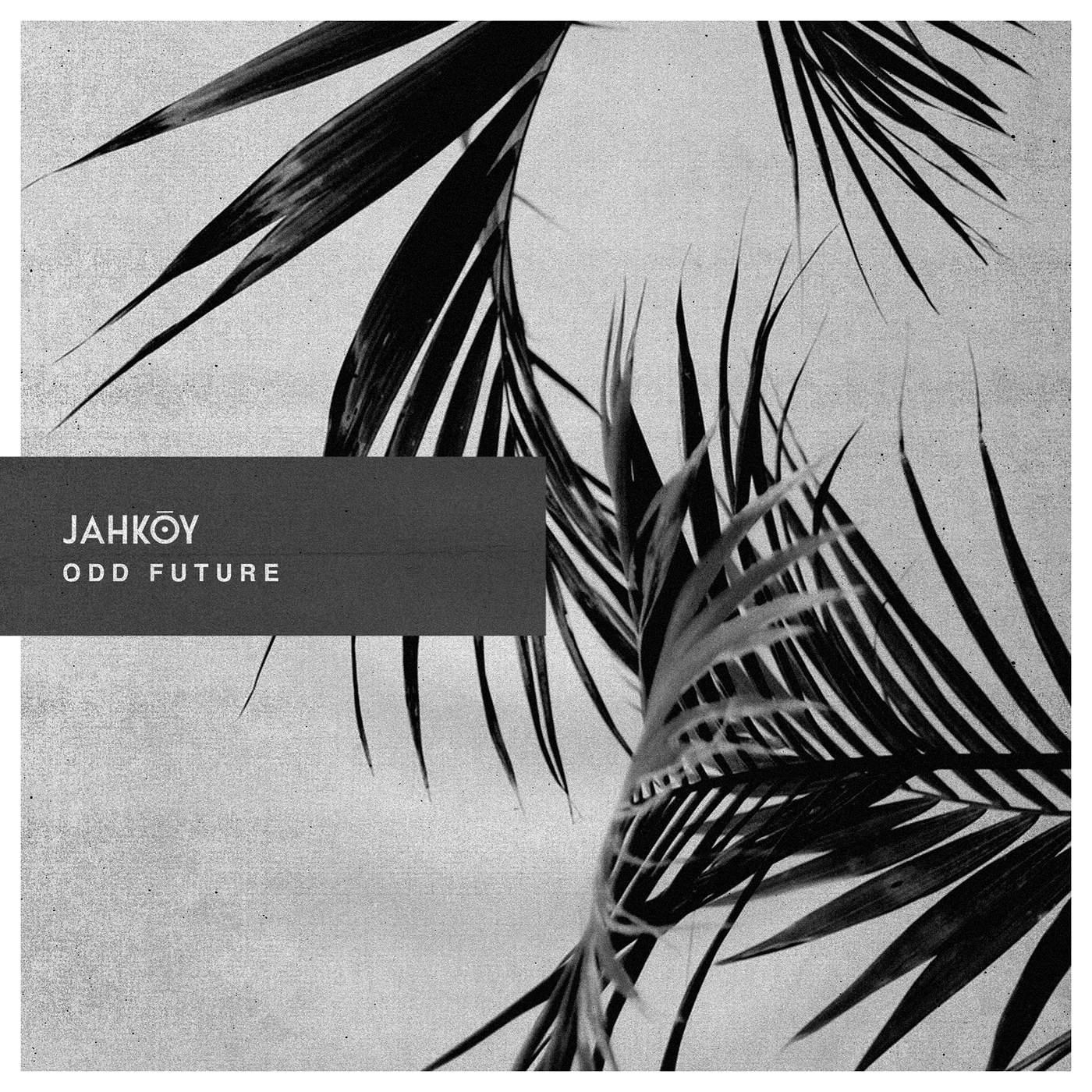 Jahkoy - Odd Future - Single Cover