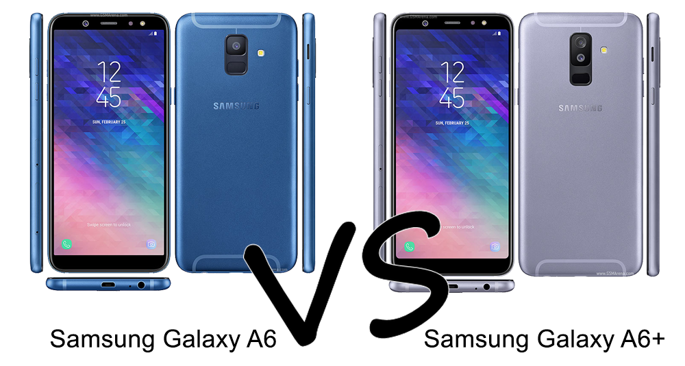 Samsung Galaxy A6 Dan Galaxy A6 Plus Spesifikasi Harga Dan