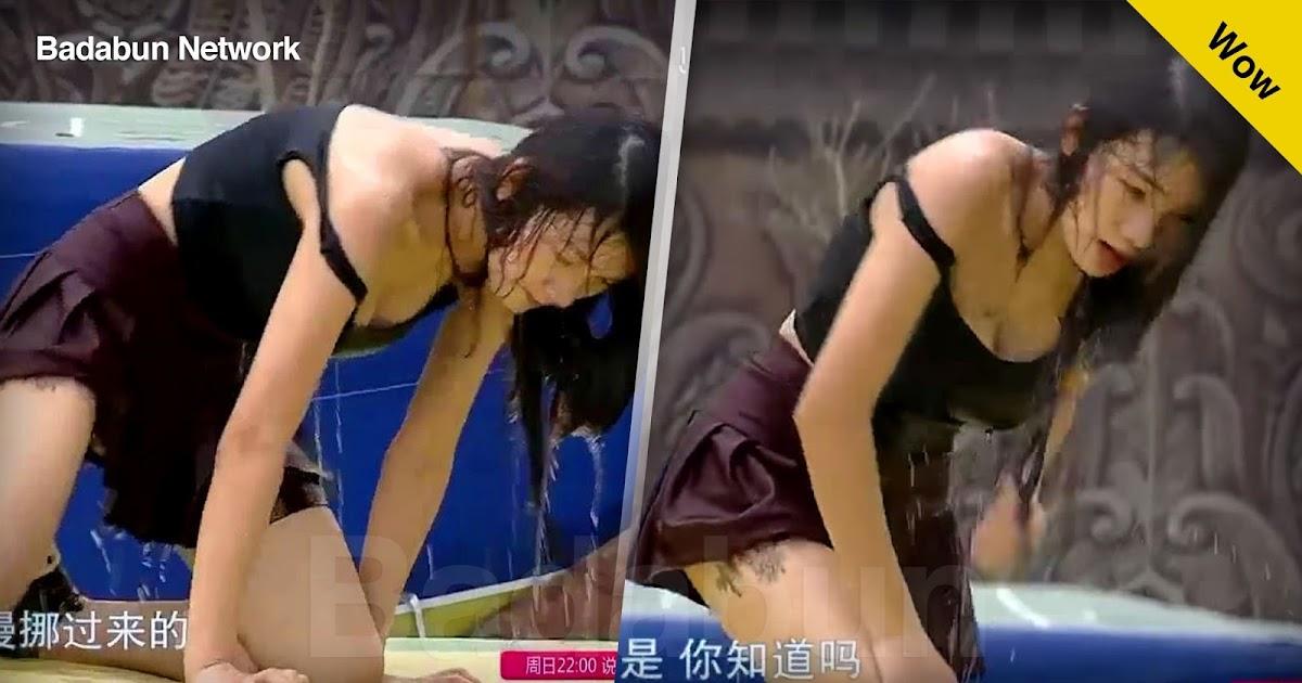 concurso china bizarro extraño sexy chica