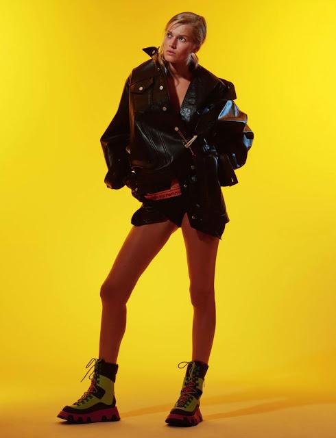 Toni Garrn – Photoshoot for Numéro Berlin