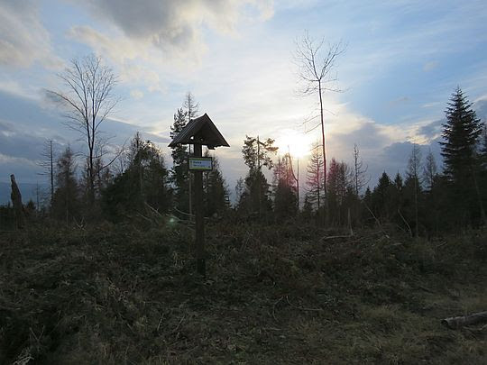 Ostra (780 m n.p.m.).