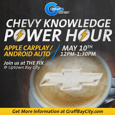Learn How to Use Apple CarPlay and Android Auto - May Chevy Knowledge Power Hour