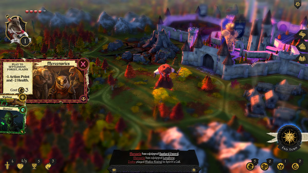 Armello – Seasons Board Skins Pack Free Download