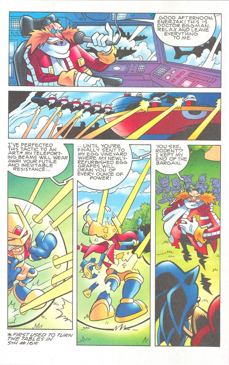 Read online Sonic The Hedgehog comic -  Issue #182 - 14