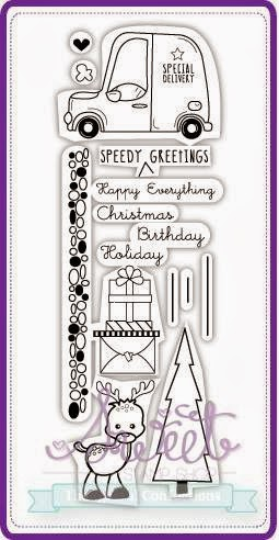 Sweet Stamp Shop - Speedy Greetings