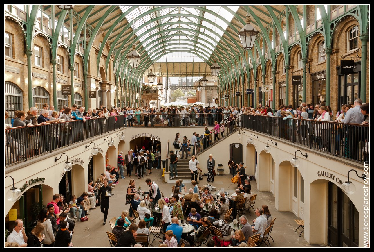 Covent Garden Londres (London) Inglaterra