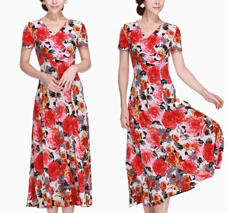 01dded5cdad Duchess Fashion  Malaysia Online Clothes Shopping  Plus Size Short ...