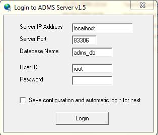 Download Software ADMS v3 1-165 | Solution Support
