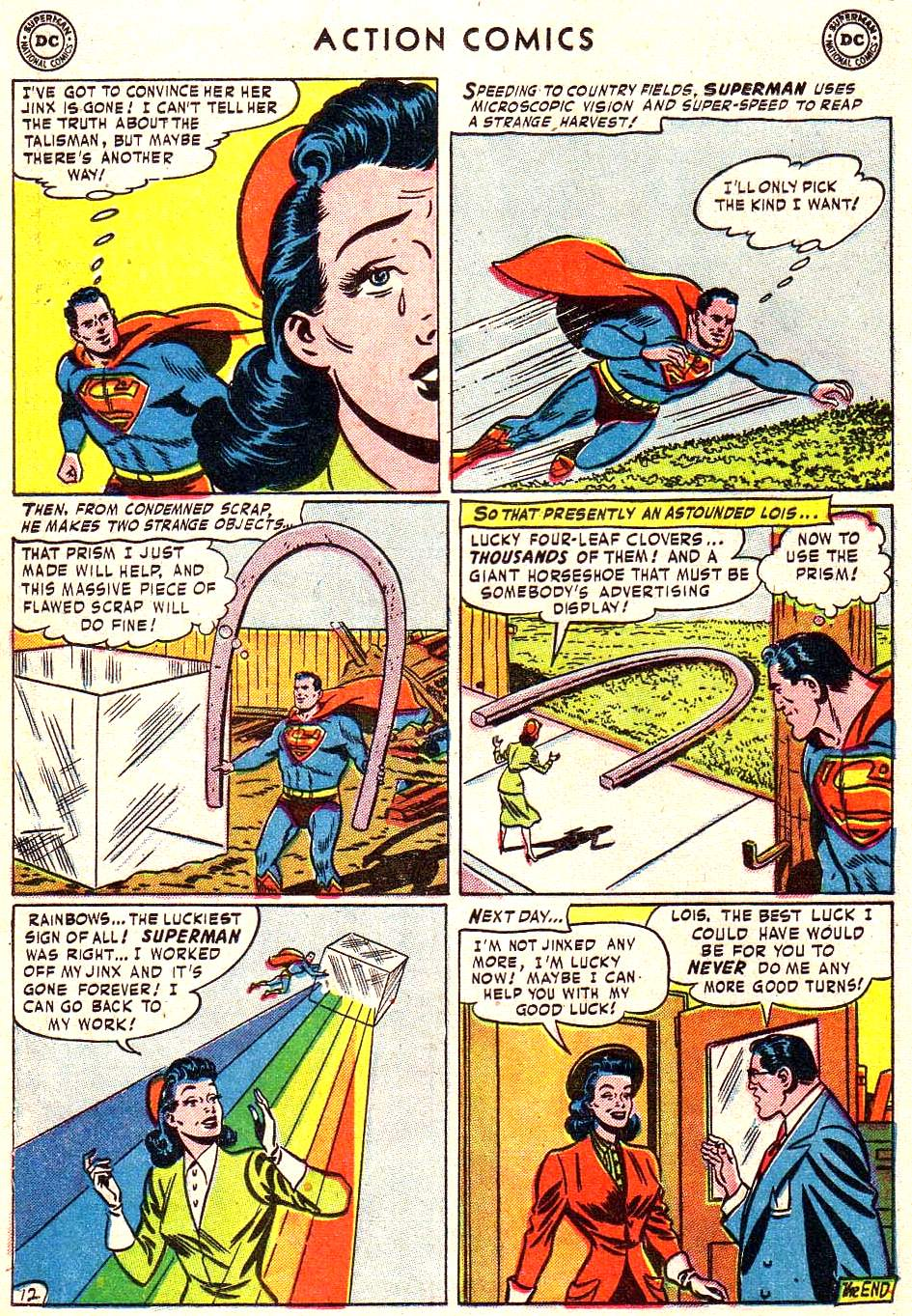 Read online Action Comics (1938) comic -  Issue #172 - 14