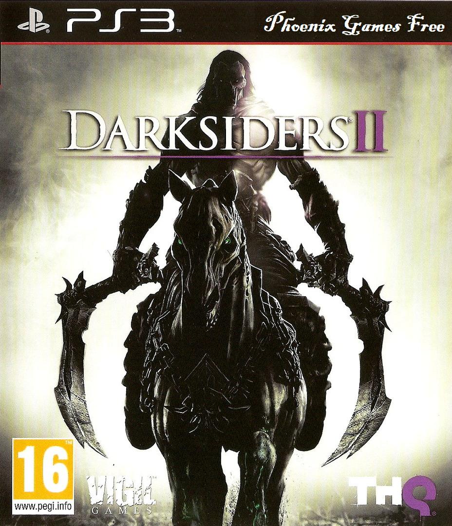 Phoenix games free descargar darksiders ii ps3 mega - Descargar darksiders 2 ...
