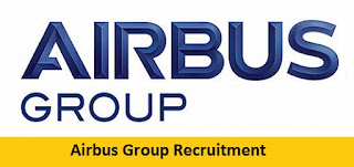 Airbus Group Recruitment 2017-2018