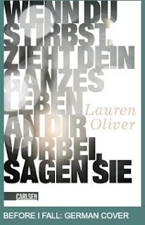 Resenha: Antes Que Eu Va, by Lauren Oliver 25