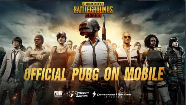 Game Battle Royale Android: PUBG Mobile APK