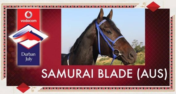 Samuari Blade - Vodacom Durban July 2016