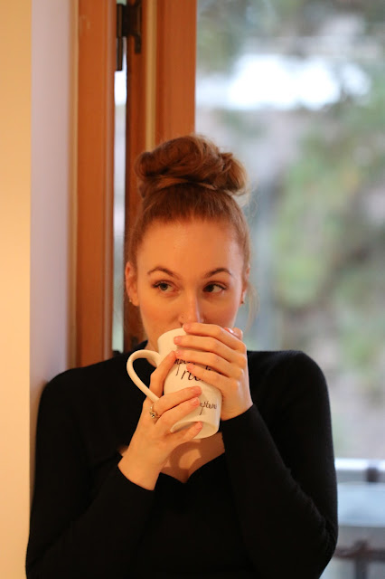 Michelle Louise Love, ginger hot chocolate
