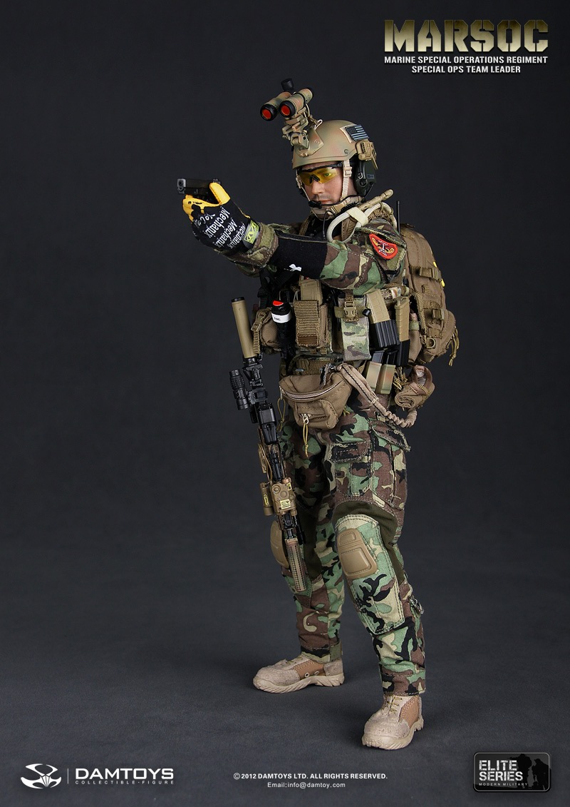 The cqc special haven for female trooper - 1 2