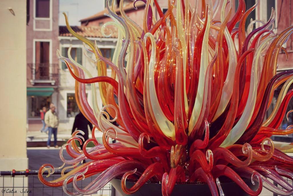 Alen: Claridad de Pensamientos: Murano: Bellos Cristales y Burano: Encajes  Italianos, en Venecia
