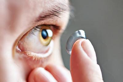 Contact Lenses Create Micro-plastics