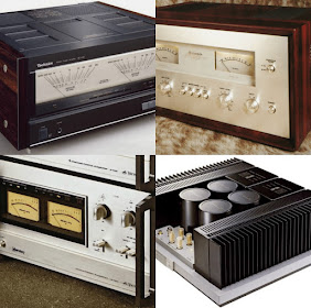 CLASSIC amplifiers