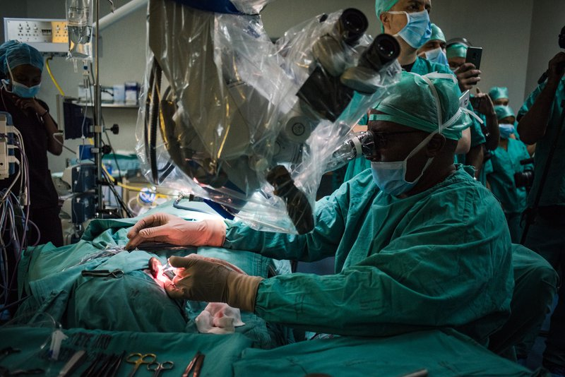 South African Doctor Cures Deafness With First-Ever Middle Ear ...