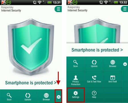 Mobile Kaspersky Internet Security 11.1.3.10 Full + serial ...