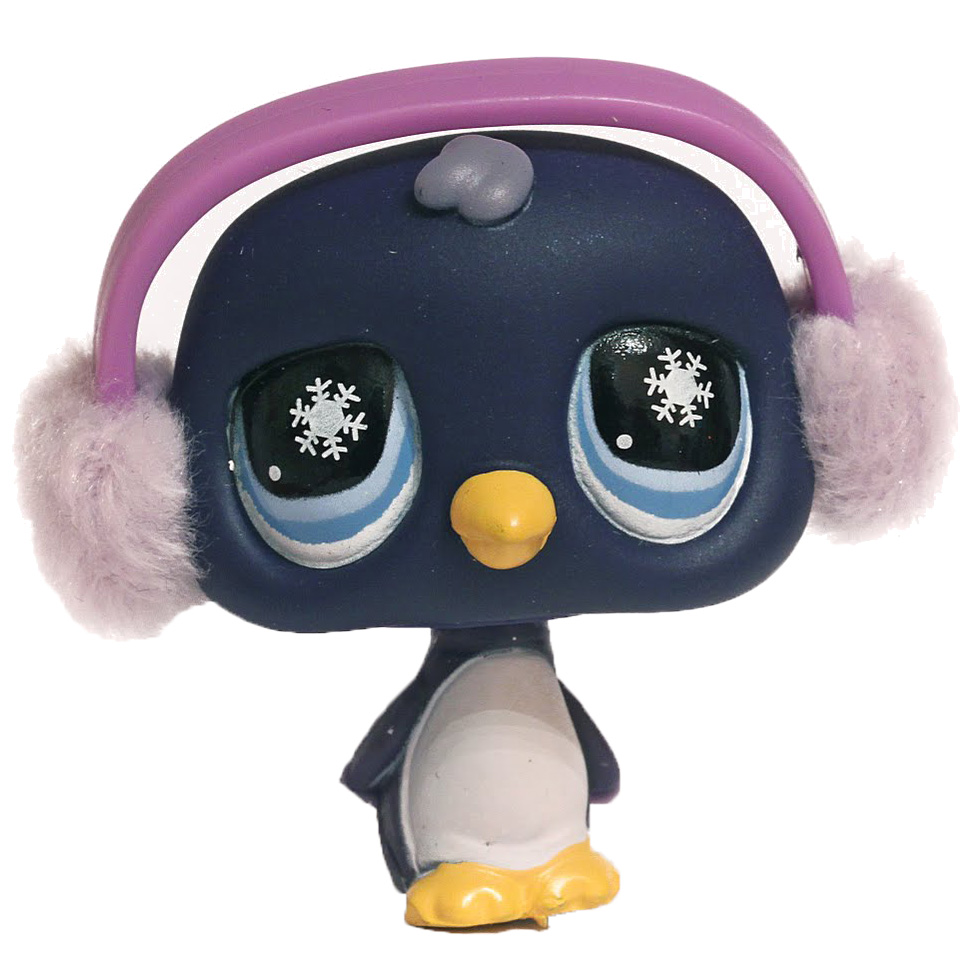 lps penguin generation 2 pets lps merch