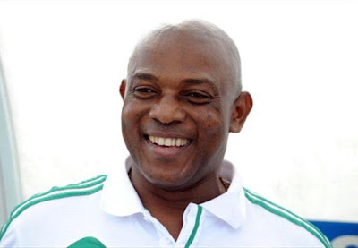 late Stephen Keshi