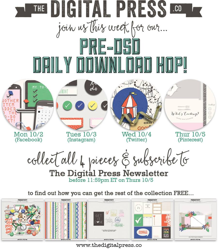 Pre-DSD Daily Download Hop at The Digital Press