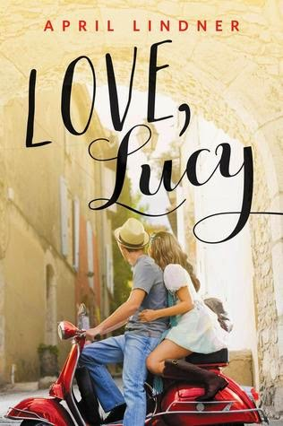 april lindner love lucy book review