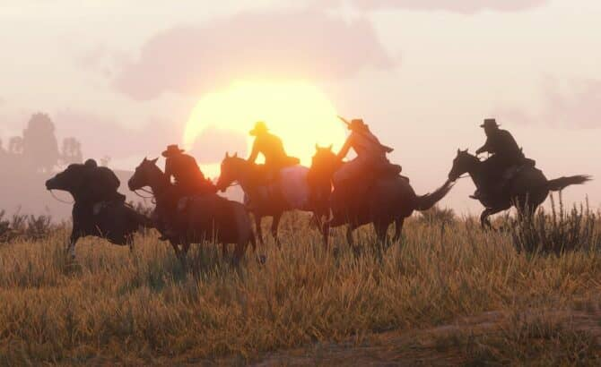 'Red Dead Online' tiene un modo battle royale