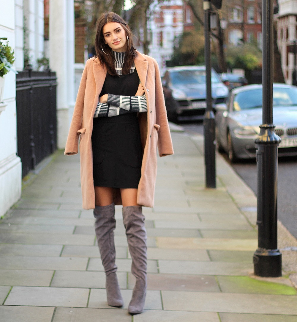 knee high boots quiz clothing