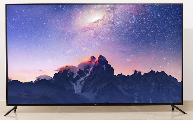 Xiaomi Launches 75 Inch 4K Smart TV Mi TV 4S, Learn What's Extra Features