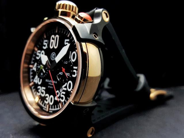 大阪 梅田 ハービスプラザ WATCH 腕時計 ウォッチ ベルト 直営 公式 CT SCUDERIA CTスクーデリア Cafe Racer カフェレーサー Triumph トライアンフ Norton ノートン フェラーリ SATURNO サトゥルノ CS10103