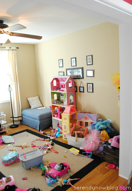 Craft Supply Chaos (The Original ScrapBox to the Rescue!) at Serenity Now
