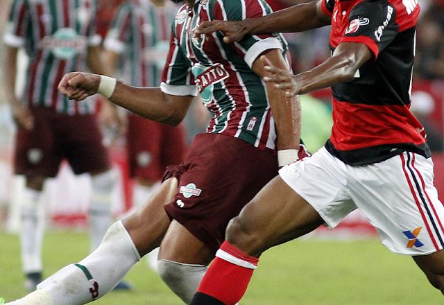 flamengo e fluminense pelo carioca 2019